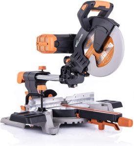 Evolution R255SMS DB Sliding Compound Miter Saw