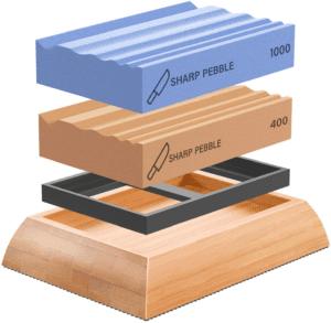 Sharp Pebble Whetstones Wood Carvers Sharpener